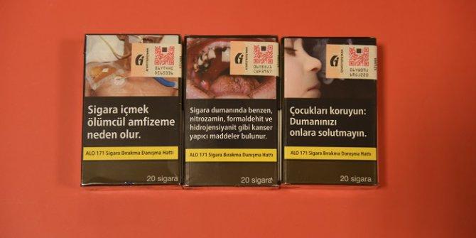 Sigarada Düz Ve Standart Paket Dönemi