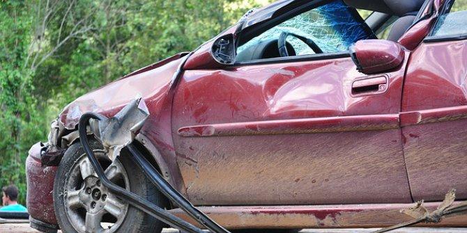 Trafik Kazasında Yaralanma Azaldı