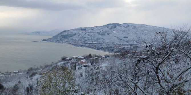 Perşembe Alınca Köyü