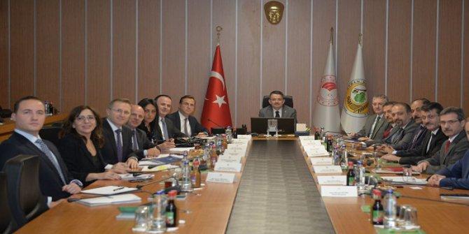 Tüsiad Parkur Heyetinden Ankara Çıkarması