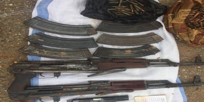 Tel Abyad'da Eylem Hazırlığında Olan 4 Pkk/ypg'li Terörist Operasyonla Yakalandı
