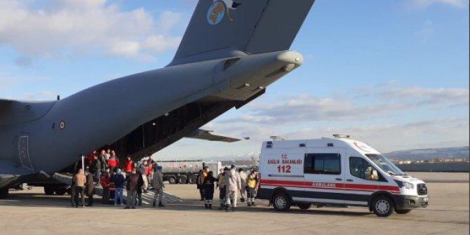 Somali'de Bombalı Saldırıda Yaralanan Türkler Ve Somalililerin Tedavileri Sürüyor