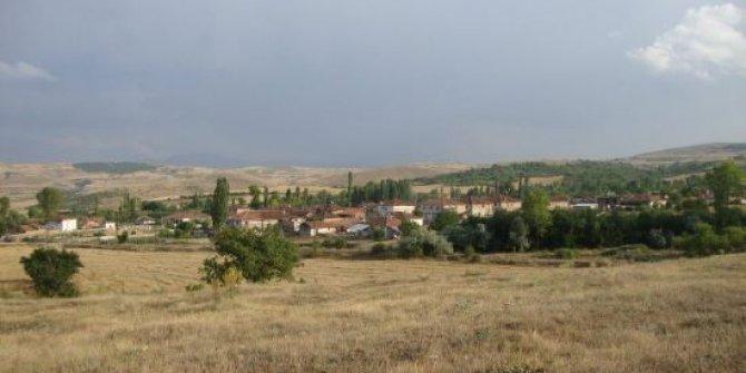 Zile Kurupınar Köyü