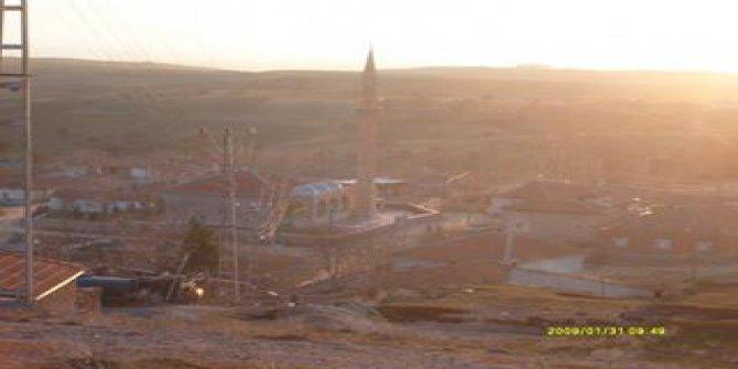 Aksaray Gençosman Köyü