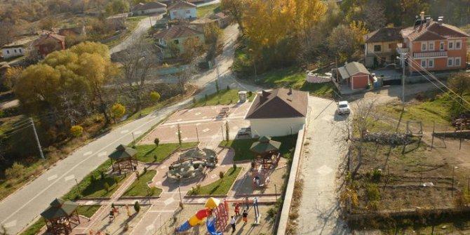 Sarıyahşi Yaylak Köyü