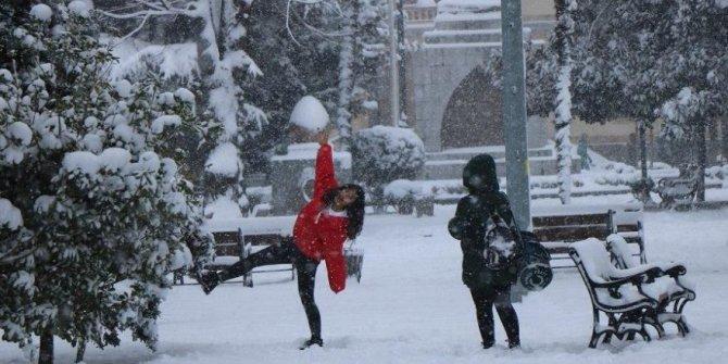 Kahramanmaraş' ta yarın okullar tatil mi, 14 Şubat 2020 Kahramanmaraş valiliği kar tatili açıklaması