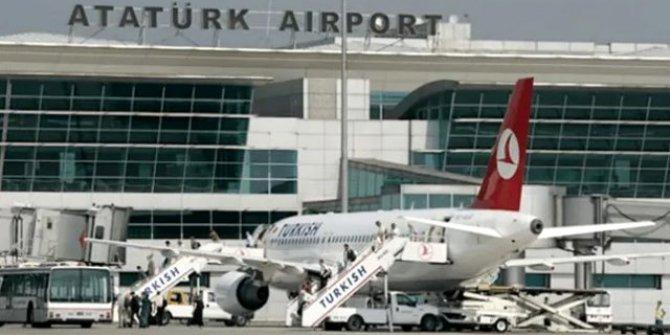 Atatürk Havalimanının ismi değişti, İşte Yeni İsmi!
