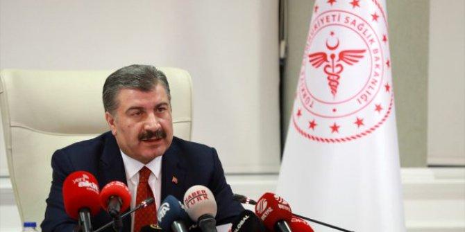 Türkiye' de koronavirüs nedeniyle hayatını kaybeden sayı 59 oldu