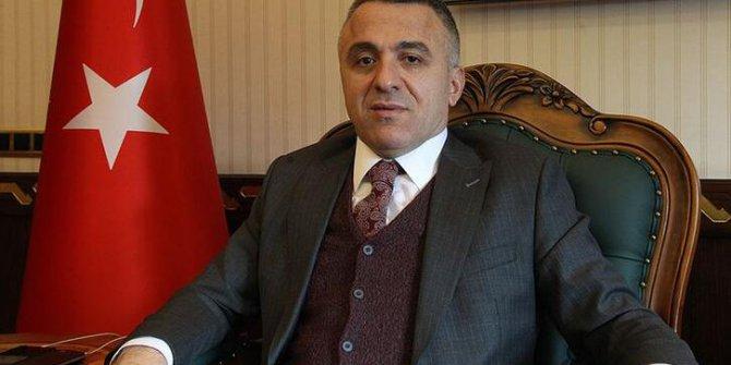 Kırklareli Valisi Osman Bilgin' in koronavirüs testi pozitif çıktı