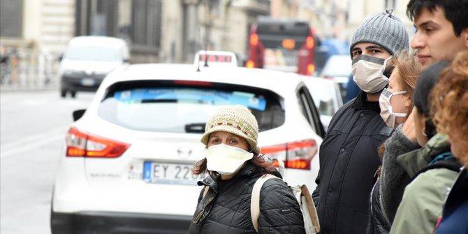 İtalya'da koronavirüsten ölenlerin sayısı 12 bin 428'e yükseldi