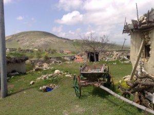 Afyonkarahisar Akçin Köyü