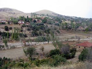 Çorum Sungurlu Çiçekli Köyü
