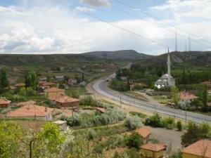 Çankırı Akçavakıf Köyü