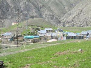 Erzurum Ağcakent Köyü