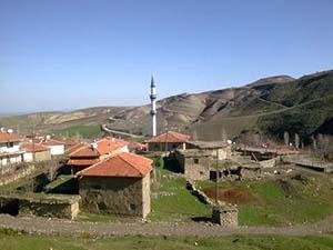 Çorum Sungurlu Çamoluk Köyü