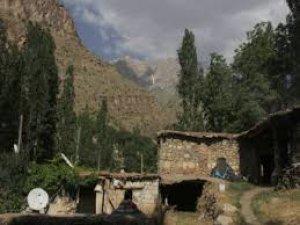Hakkari Ağaçdibi Köyü