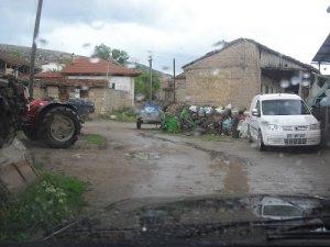 Isparta Harmanören Köyü