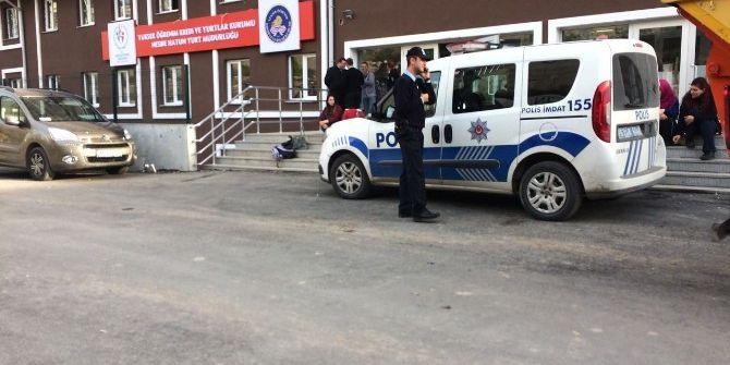 Öğrenci Yurdunda Kalan Kız Arkadaşını Zorla Götüren Şüpheli Tutuklandı