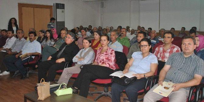 Aydın'da 'Apiterapi' Konferansı Düzenlendi