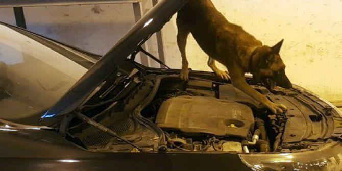 Radyatörden 16 Kilo Kokain Çıktı