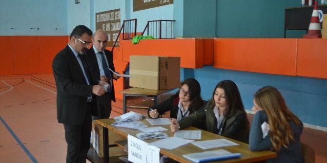 Öğrenci Meclisi Seçimi Yapıldı