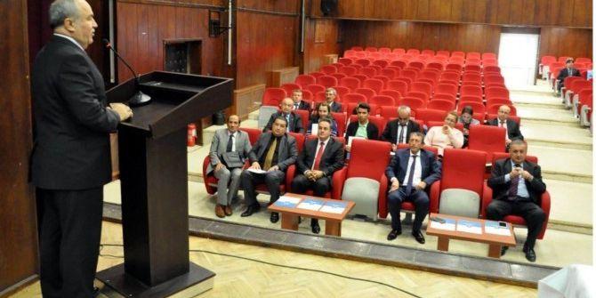İl Milli Eğitim Danışma Komisyonu Toplantısı Yapıldı