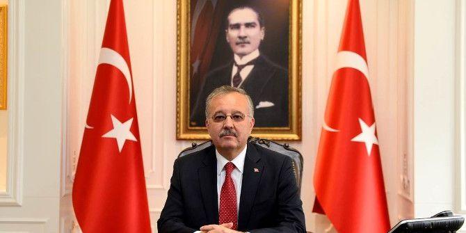 Edirne Valisi Özdemir'den Unakıtan İçin Taziye Mesajı