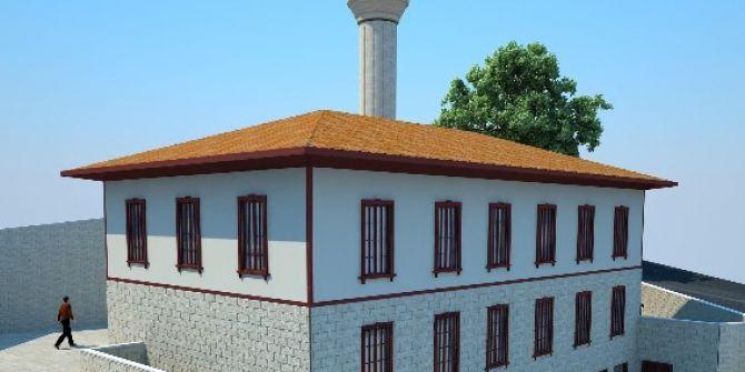 Mahalle Camileri İçin İlk Kazma Vuruldu