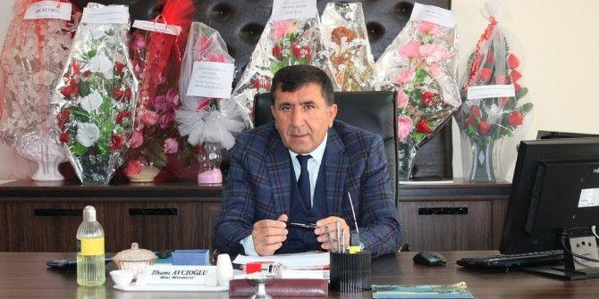 Narman Mal Müdürlüğüne Atanan Avcıoğlu Göreve Başladı
