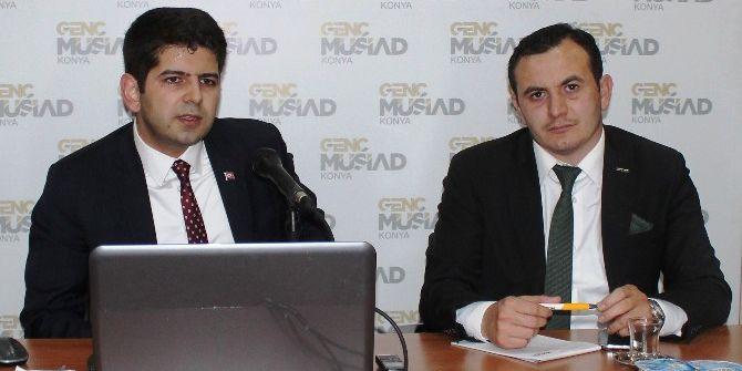 """Müsiad'da """"Türkiye'de Uluslararası Doğrudan Yatırımlar"""" Konulu Panel"""