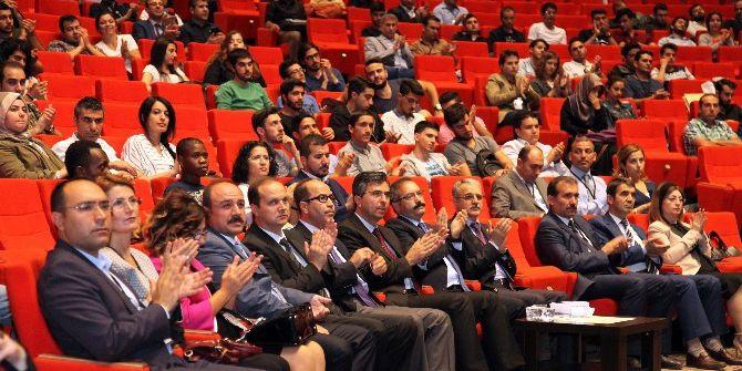Gaün'de 1. Uluslararası Enerji Ve Mühendislik Konferansı