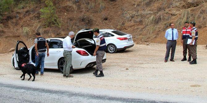 Jandarma Akyaka'da Denetimlerini Arttırdı