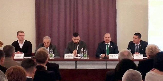 Tse Başkanı Korkmaz, Uluslararası Standardizasyon Forumu'na Katıldı
