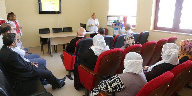 Diyarbakır'da Diyabet Okulu Açıldı
