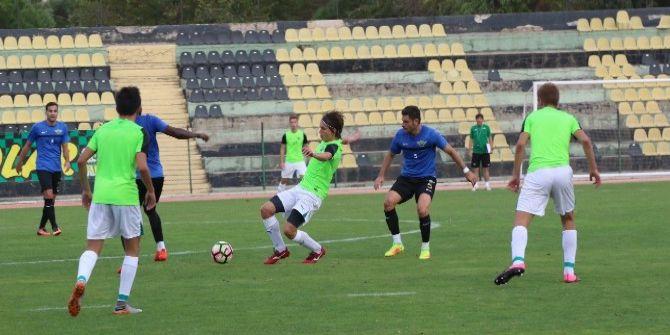 Akhisar Belediyespor'da Trabzonspor Hazırlıkları