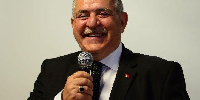 Başkan Mahçiçek, Tecrübelerini Öğrencilere Aktardı