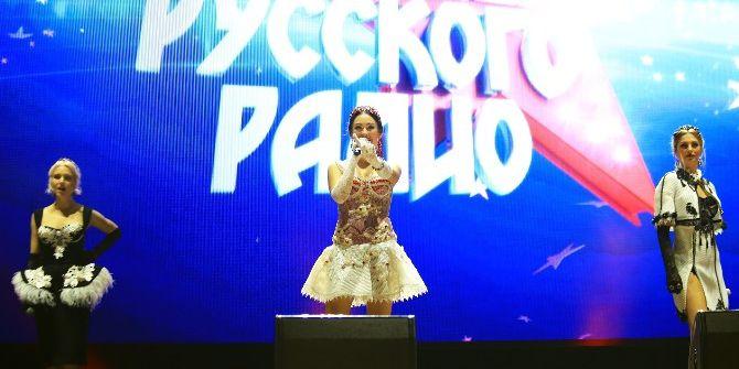 Fabrika Ve Eva Polna Expo 2016 Antalya'da Konser Verdi
