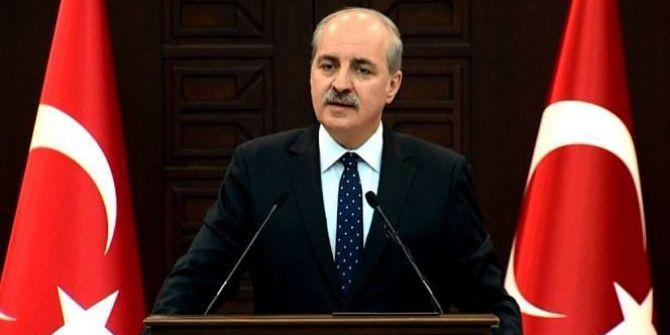 Başbakan Yardımcısı Numan Kurtulmuş Çanakkale'ye Geliyor