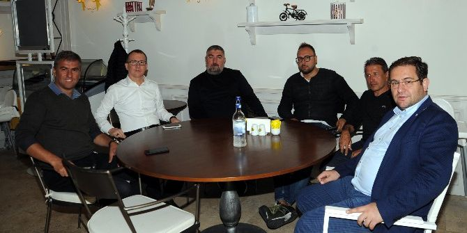 Bilal Kısa'dan Bursaspor'a Kahvaltı