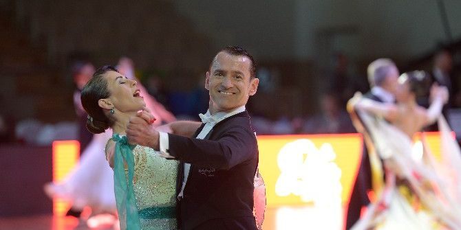 Dünya Dans Şampiyonası Antalya'da