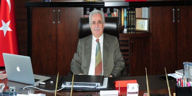 Etü Rektörü Prof. Dr. Yaylalı Kosgeb Genel Kurulu Ve İcra Komitesi Üyesi Seçildi