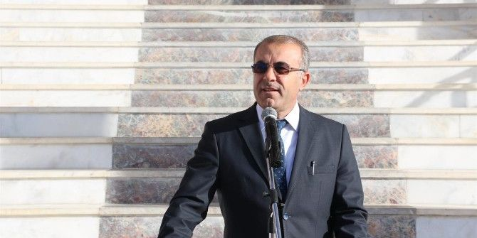 Milli Eğitim Müdürü Demir, Altınyıldız Kolejinde 15 Temmuz'u Anlattı
