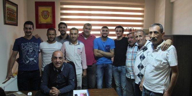 Malatyaspor Yeni Transferlerinin Lisans İşlemlerini Tamamladı