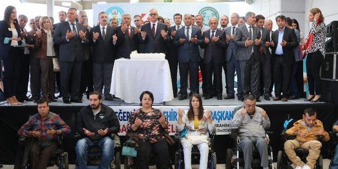 """Başkan Ergün: """"Akhisar'da Dönüşüm Tamam, Sıra Değişimde"""""""