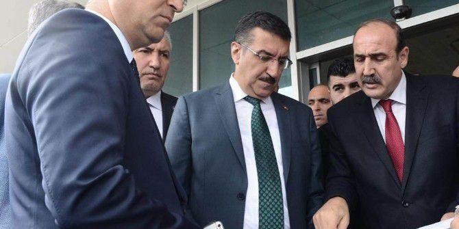 Bakan Tüfenkci Tff 1. Lig 7. Hafta Maçlarının Naklen Yayını İçin Devreye Girdi