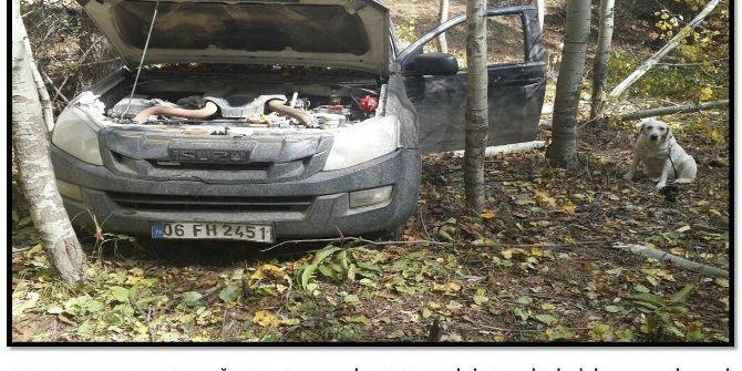 Bitlis'te Bomba Yüklü Araç İmha Edildi