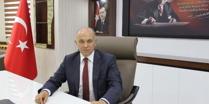 """Başkan Çalışkan: """"Karaman-ulukışla Hızlı Tren Hattında Çalışmalar Başlıyor"""""""