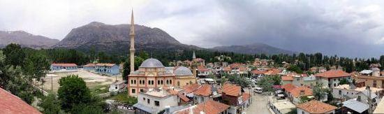 Antalya Kaş Gömbe Köyü
