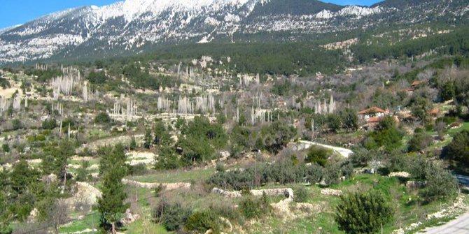 Antalya Kaş Gürsu Köyü
