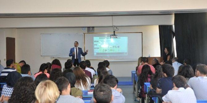 Mühendislik Fakültesi Bölümlerinde Oryantasyon Eğitimleri Sona Erdi